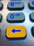Kalkulatorów klucze Obraz Stock