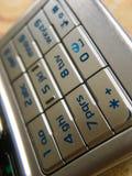 Kalkulatorów klucze Obrazy Stock