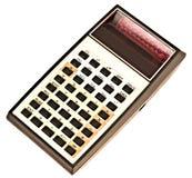 Kalkulator. Fotografia Stock