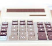 Kalkulator Zdjęcia Stock