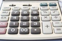 Kalkulator dla pracy Zdjęcie Stock