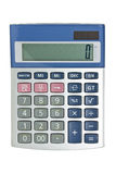 kalkulator elektroniczny Fotografia Stock