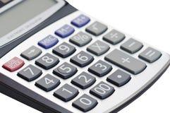 Kalkulator klawiatura Zdjęcie Stock