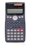 kalkulator naukowy Zdjęcia Royalty Free
