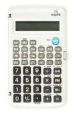 kalkulator naukowy Fotografia Stock