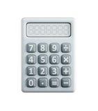 kalkulator odizolowywający ilustracji