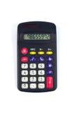 Kalkulator odizolowywający obrazy royalty free