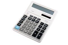 kalkulator odizolowywający Fotografia Stock