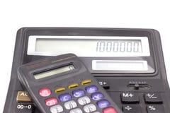 kalkulatorzy Obraz Stock