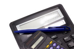 kalkulatorzy Obraz Royalty Free
