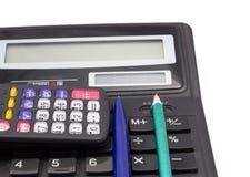 kalkulatorzy Fotografia Stock