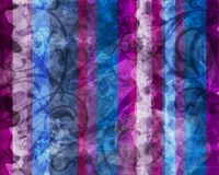 kall abstrakt färg Arkivfoto