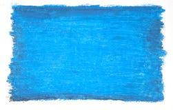 Kall blå bakgrund Royaltyfri Fotografi