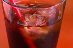Kall cola Royaltyfria Foton