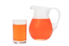 kall drink Royaltyfria Foton