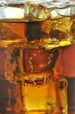 kall drink Fotografering för Bildbyråer
