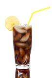 kall drink Royaltyfri Fotografi
