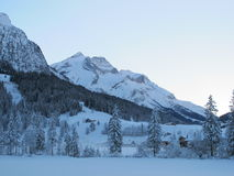 kall för dag vinter mycket Royaltyfria Bilder