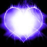Kall hjärta vektor illustrationer