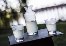 kall lemonade arkivbilder