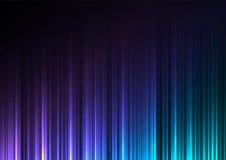 Kall linje för stång för färgströmabstrakt begrepp bakgrund Arkivfoto