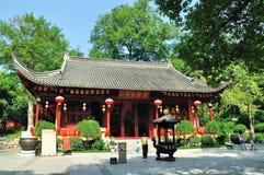 Kall tempel Royaltyfria Bilder