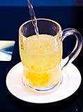 kalla drinkar Arkivbild
