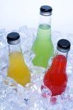 kalla drinkar Fotografering för Bildbyråer