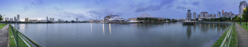 Kallang Σιγκαπούρη Στοκ φωτογραφία με δικαίωμα ελεύθερης χρήσης