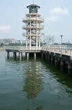 Kallang Lighthouse Stock Photography