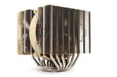 Kallare dator royaltyfri bild