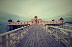 Kallbadhuset w Varberg, Szwecja Zdjęcia Royalty Free