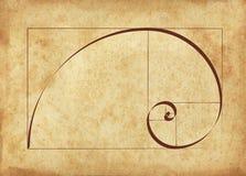 Kalligrafi av sakral geometri royaltyfri illustrationer