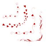 kalligrafisch royalty-vrije illustratie