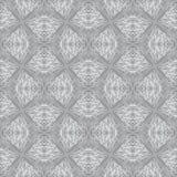 Kalligraphischer nahtloser vektorlineares Muster Stockfotos