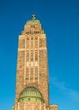 Kallio-Kirche in Helsinki Finnland Stockfotografie