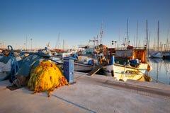 Kallithea marina w Ateny Zdjęcie Royalty Free