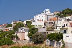 Kallithea on Samos Stock Images