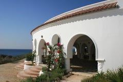 Kallithea spa in Rhodes, Greece Stock Images