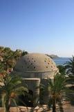 Kallithea spa in Rhodes, Greece Royalty Free Stock Photos
