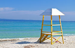 Summer resort at Halkidiki in Greece Stock Photography
