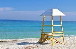 Summer resort at Halkidiki in Greece Stock Photography