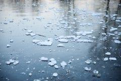 kallt Fotografering för Bildbyråer