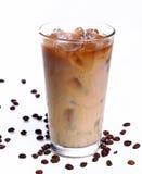 Kallt kaffe royaltyfria foton