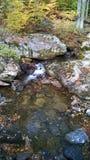 Kallt nedgångvatten Royaltyfri Bild