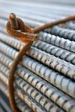 kallt stål Arkivfoton