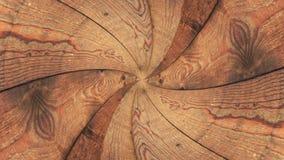 Kallt trevligt härligt för träändlös mesmeric hypnotisk för öglasanimering för spiral sömlös för bakgrund ny kvalitets- stil för  royaltyfri illustrationer