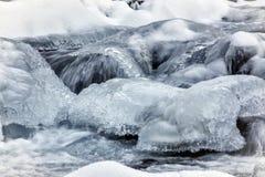 kallt vatten royaltyfri bild