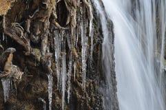 kallt vatten Royaltyfri Foto