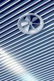 kallt ventilatorlufthål för luft Royaltyfri Fotografi